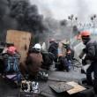 Ucraina: nuovi scontri polizia manifestati, tregua finita09