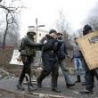 Ucraina: nuovi scontri polizia manifestati, tregua finita03