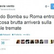 """Flavia Vento: """"Bomba su Roma entro tre mesi... tremate"""""""