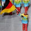 Sochi: Germania sfila con divisa bandiera arcobaleno pro-gay 032
