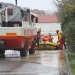 Ponsacco, i danni dell'alluvione 2