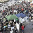 A Roma sflia la Marijuana March. Marco Pannella contestato (foto)8