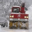Veneto, allarme neve: Esercito spala le strade (foto) 1
