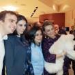 Berlusconi, Francesca Pascale, Dudù: foto con giovani di Forza Italia Sardegna