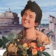 Il giovane Renzi con canestro di frutta: la boutade pittorica del New York Times 01