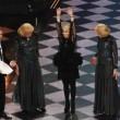 Festival di Sanremo, seconda serata: gemelle Kessler, Santamaria fa Manzi (foto) 2