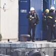 Francesco Schettino arriva al Giglio e sale sulla Costa Concordia01
