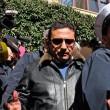 Francesco Schettino arriva al Giglio e sale sulla Costa Concordia05