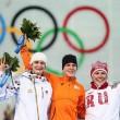Sochi 2014, Irene Wust medaglia oro pattinaggio 2