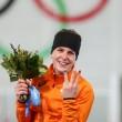 Sochi 2014, Irene Wust medaglia oro pattinaggio 3