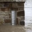 Roma, allarme Tevere rientrato, ma fiume ancora sotto osservazione (foto) 7