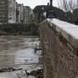 Roma, allarme Tevere rientrato, ma fiume ancora sotto osservazione (foto) 6