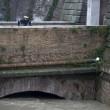 Roma, allarme Tevere rientrato, ma fiume ancora sotto osservazione (foto) 3