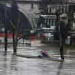 Roma, allarme Tevere rientrato, ma fiume ancora sotto osservazione (foto) 2