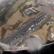 Roma, allerta Tevere: Ponte Milvio e Magliana in allarme (foto)