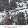 Francia, treno per Nizza deraglia sulle Alpi