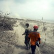 Sumatra come Pompei pioggia di cenere dal vulcano Sinabung09