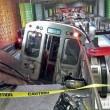 Chicago, treno deraglia in aeroporto: almeno 30 feriti (foto)