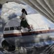 Aereo Malaysia scomparso, 25 paesi lo cercano01