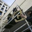 Crimea, rimosse le insegne ucraine dal parlamento 06