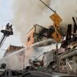 Esplosione a New York. Crolla edificio ad Harlem08