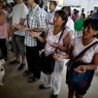 Papa Francesco, poveri dell'Argentina festeggiano un anno di pontificato08