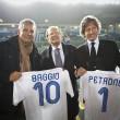 Roberto Baggio torna nello stadio del Brescia 20 anni dopo05
