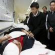 almeno 33 persone uccise a coltellate in stazione metro01