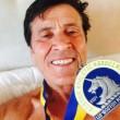 """Gianni Morandi, selfie dopo la maratona di Boston: """"La più bella di tutte"""""""