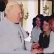 Cecile Kyenge e la foto con Giovanni Paolo II