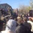 Ucraina, carri armati a Kramatorsk, nell'est filorusso: foto e video 3
