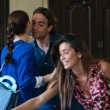 Marica Pellegrinelli e Federica Nargi: incontro a sorpresa a Milano06