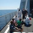 Canale Sicilia, 257 migranti soccorsi02