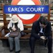 Londra, sciopero metro: vagoni presi d'assalto dai pendolari03