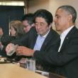 Obama, menù sushi da 220 euro a Tokyo. E non ha nemmeno mangiato tutto (foto) 2