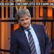 """Berlusconi """"cacciato"""" da Quinta Colonna. Rischiava di violare il rientro a casa (VIDEO) - 4"""