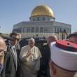 Papa Francesco alla Spianata delle Moschee e al Muro del Pianto (foto) 4