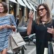 Alena Seredova, shopping a Milano07
