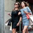 Alena Seredova, shopping a Milano0
