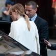 Barbara Berlusconi, shopping con stile a Milano07