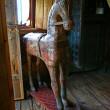 Belgio, l'hotel degli gnomi a forma di cavallo di Troia12