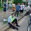 Cina, donna multata picchia vigile urbano067