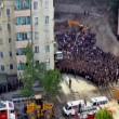 Corea del nord crolla edificio di 23 piani il governo si scusa e pubblica foto01