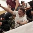 Germania, il wrestling con le dita praticato sulle Alpi02