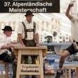 Germania, il wrestling con le dita praticato sulle Alpi01
