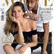 Gisele Bundchen e Neymar su Vogue Brasil di giugno02