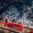 Greenpeace blocca 2 piattaforme petrolifere dirette in Artico09