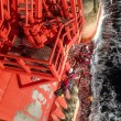 Greenpeace blocca 2 piattaforme petrolifere dirette in Artico08