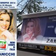 """Iva Zanicchi """"ringiovanita"""" sui manifesti elettorali per le Europee 1"""