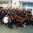 Juventus, la festa della squadra. Selfie scudetto e video06